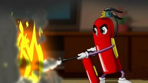 智慧消防解决方案(共33套打包)