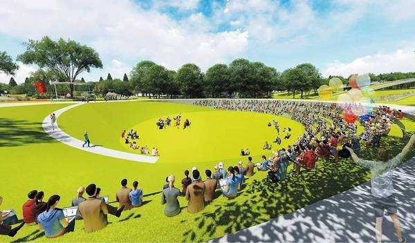 体育公园智能管理平台系统建设方案 .docx