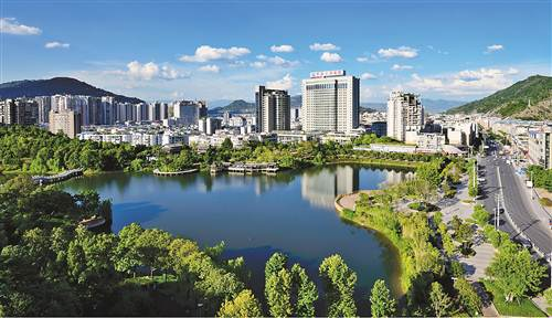 中国生态城市健康指数评价报告